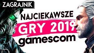 NAJCIEKAWSZE gry na Gamescom 2019