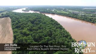 2019 acres Of Cropland And Hunting Land In Rapides Parish, LA