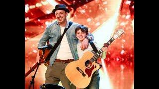Jack & Tim [Legendado PT-BR] - Got Talent -  Pai e filho fazem dueto e recebem o Golden Buzzer.