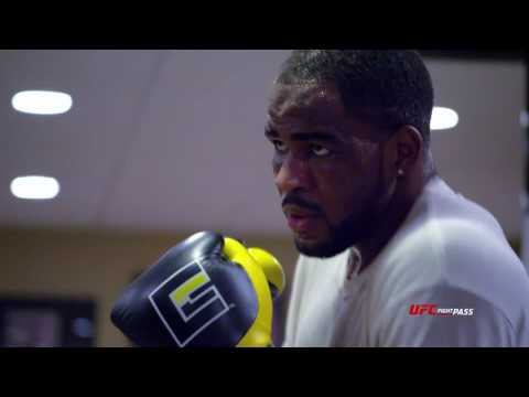 Fight Night London: Corey Anderson - I Will be the Best