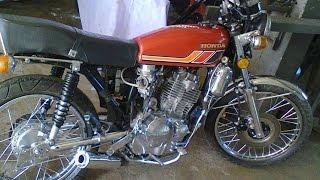 CG com Motor de Falcon (400cc) !!!