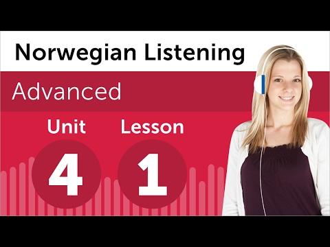 Norwegian Listening Practice - Which Bank Should You Choose in Norway?