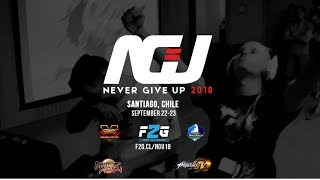 NGU 2018 - USFIV -  DM|GCMatos vs HH OT|Sicario