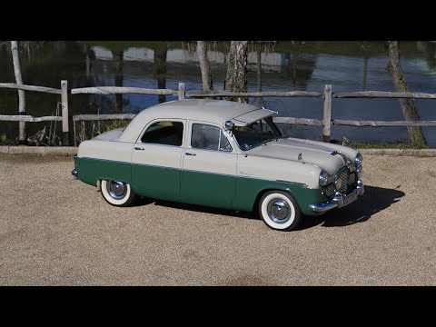 1955 Ford Zodiac Zephyr For Sale At Pilgrim MotorSports | Sussex