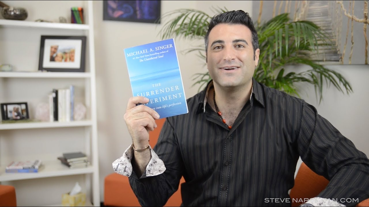 The Surrender Experiment: SteveNapolitan.com Episode 19 - YouTube