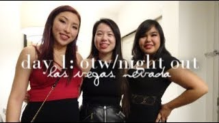 VLOG TRAVEL WITH ME: Car to & Night Adventures / Las Vegas, Nevada