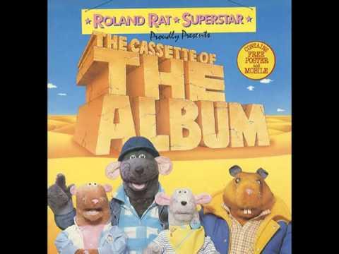 Roland Rat Superstar - The Cassette Of The Album (1984)