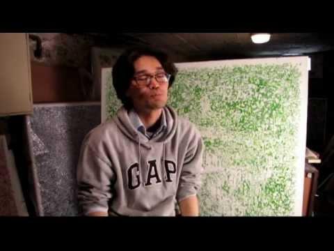 Jang Kwang Bum, NOV'Art 2012 à Villevêque (49)