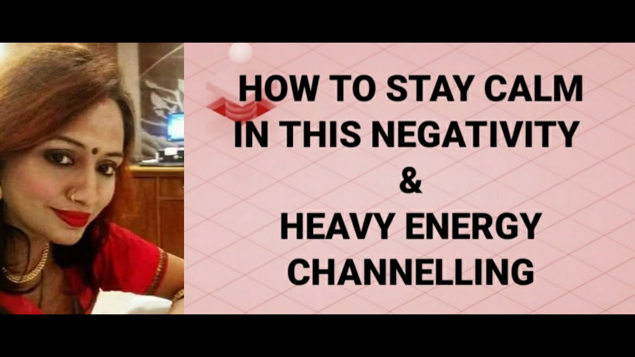 HEAVY ENERGY CHANNELLING,SOLUTION(MUST WATCH)