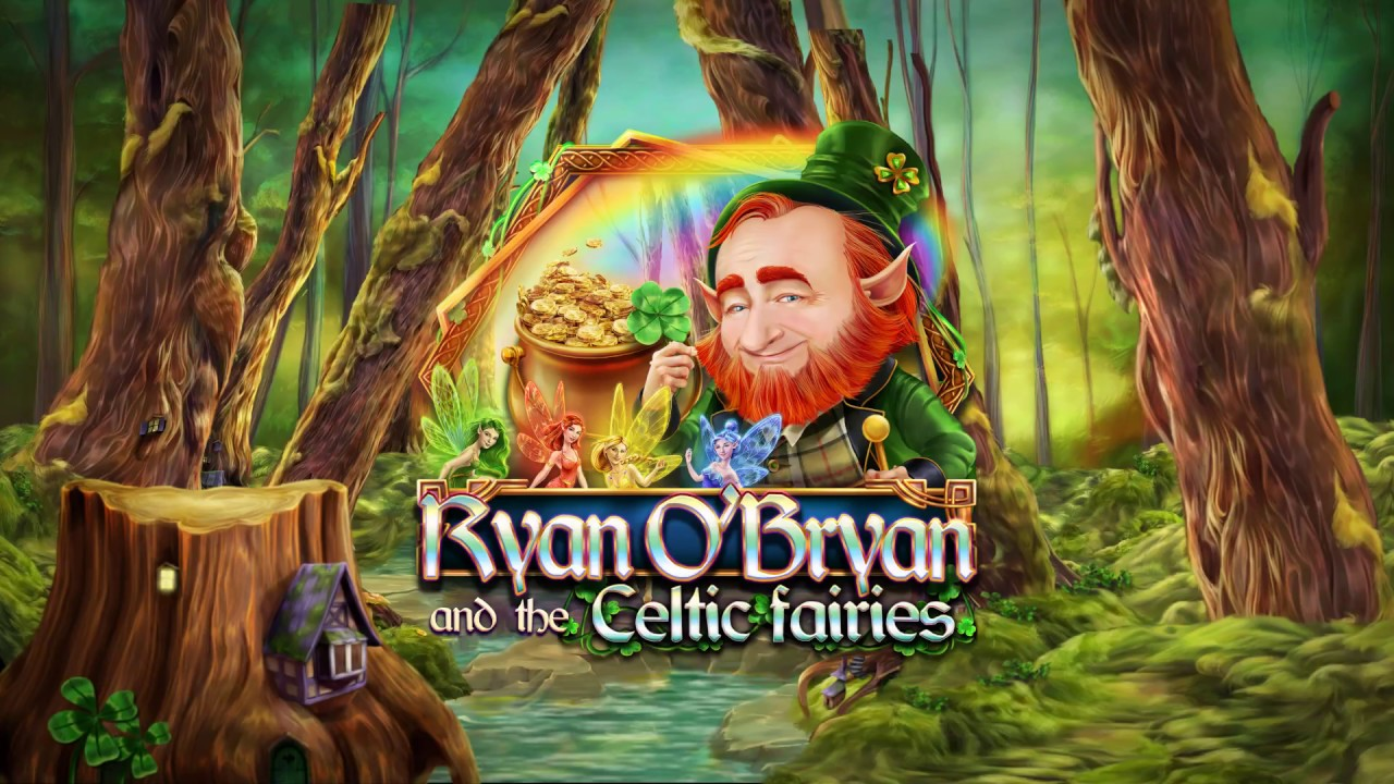 Ryan O'Bryan and the Celtic Fairies Slot - Play for Free Now