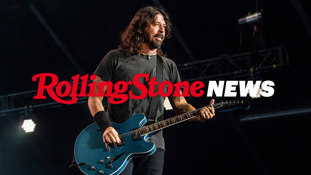 Dave Grohl to Publish Autobiographical Book 'The Storyteller' | RS News 4/6/21