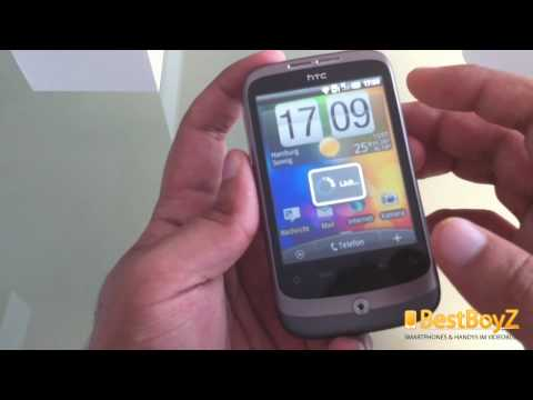 (HD) Review / Vorstellung: HTC Wildfire | BestBoyZ