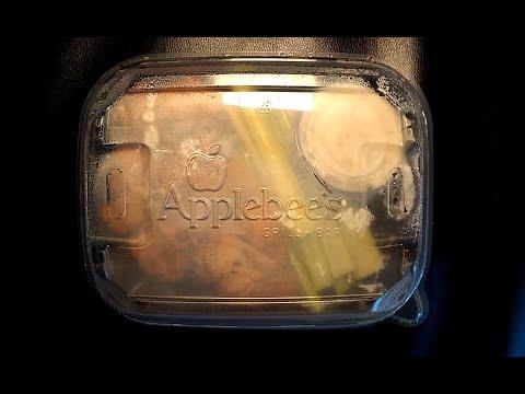 Applebee's Buffalo Boneless Wings Appetizer ToGo Unpacking
