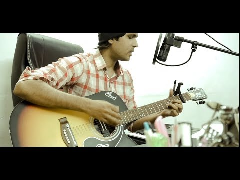 dekhu-teri-photo-|-guitar-cover-|-luka-chuppi-|-unplugged