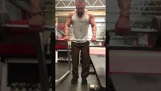 Dave Morrow 47 Trains Arms World Gym Long Island NY