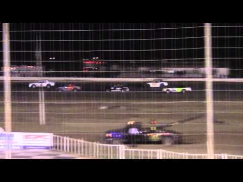 I Stocks at Lubbock Speedway 5-3-13