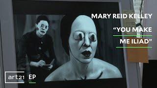 "Mary Reid Kelley: ""You Make Me Iliad""   Art21 ""Extended Play"""