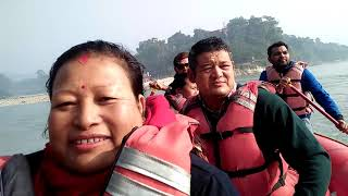 Most Beautiful Place-Devghat Dham Travel on Boat