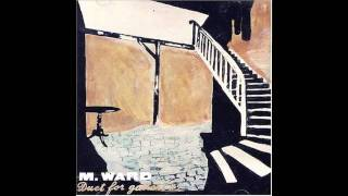 M. Ward- It Won