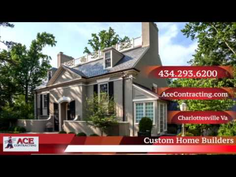 custom home builders charlottesville virginia cville