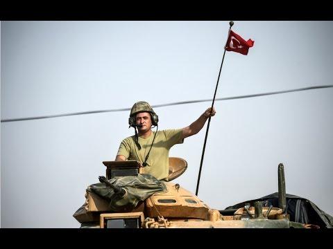 Турция укрепляет военное