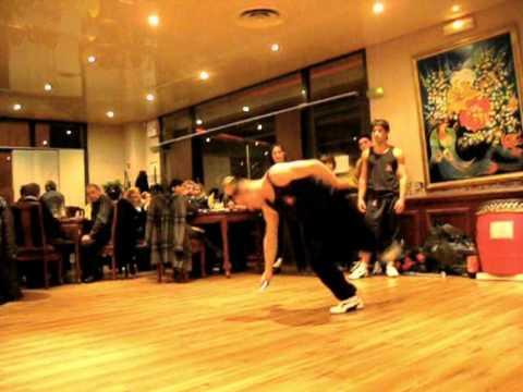 Demo Thai Kung-Fu - Metz