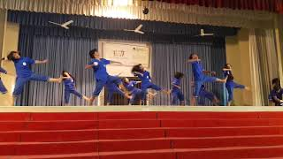 Awesome group dance aur hu