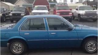 1988 Chevrolet Cavalier Used Cars Princeton KY