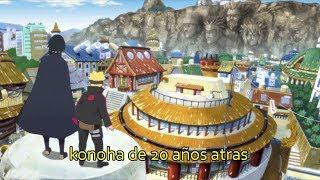 el MUNDO del PASADO Boruto Naruto Next Generations 128