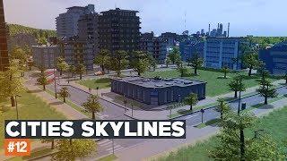 Cities Skylines | #12 | Black Lake | Poczta i autobusy