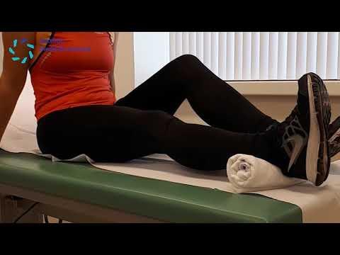 MMC fysiotherapie 13: knie strekken