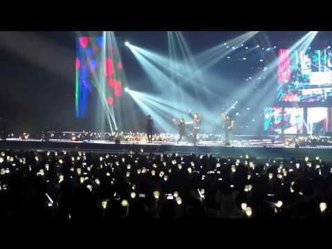 BEAST演唱會釜山場-beautiful night