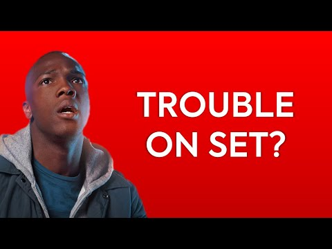 Tosin Cole EXPOSES problems on DOCTOR WHO SERIES 12 SET! (Rumour)