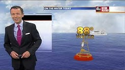 Florida's Most Accurate Forecast with Greg Dee on Tuesday, August 27, 2019