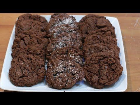 How To Make Chocolate Cookies | Easy Homemade Chocolate Cookie Recipe