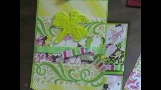 Embossing with Paper Clay
