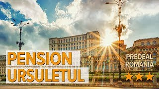 Pension Ursuletul hotel review | Hotels in Predeal | Romanian Hotels