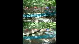 Parc de la Mignardière - Turbo bob