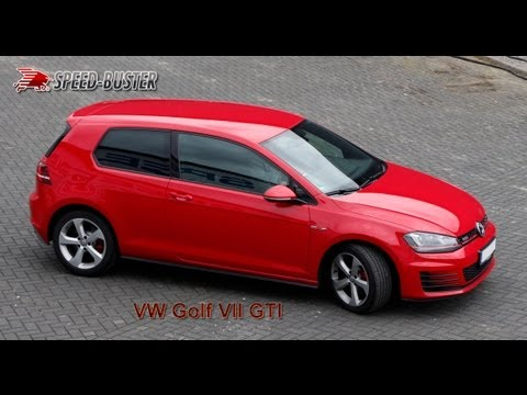 golf vii gti 270 ps with speed buster chiptuning box youtube. Black Bedroom Furniture Sets. Home Design Ideas