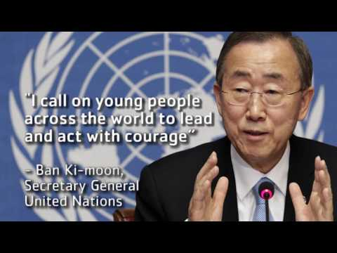15th Model United Nations Training Conference - Opening Video