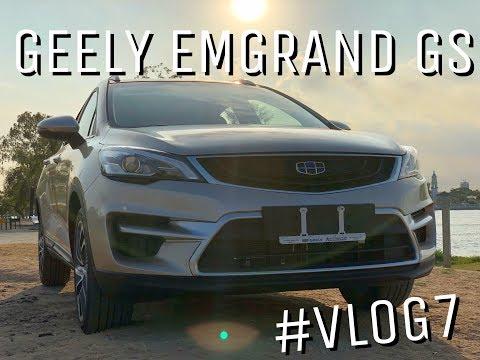 Geely Emgrand GS 2018 Review | Manejando