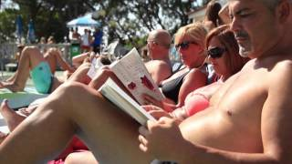 Camping Roca grossa  - CALELLA - Costa Barcelona - BARCELONA - video promocional