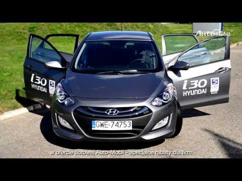 Auto Mobil prezentuje Hyundai i30