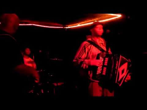 Andre Thierry & Zydeco Magic - The KnockOut, San Francisco, CA - 12-10