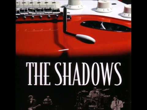 The Shadows   Ghost Riders in The Sky backing track demo