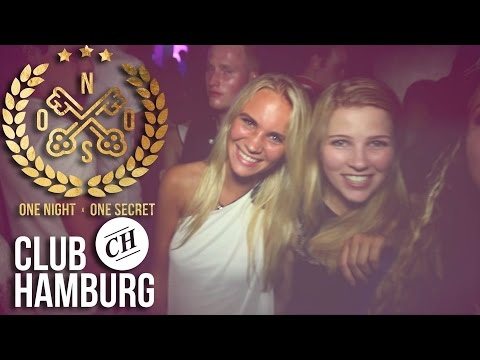 One Night One Secret : ONE YEAR BIRTHDAY @Club Hamburg