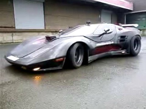 Nova Kit Car Sterling Sebring Kitcar Inc No Electric Car Youtube