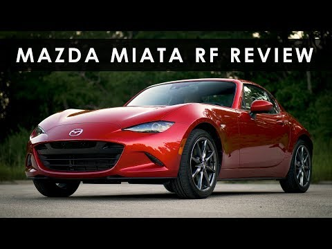 Review | 2017 Mazda MX-5 Miata RF | Contained