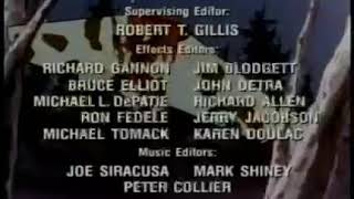 (SUNBOW/MARVEL) G.l.Joe End Credits