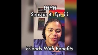 (REVIEW) Love and Hip Hop: Hollywood | Season 4: Ep. 11 | Friends With Benefits (RECAP)